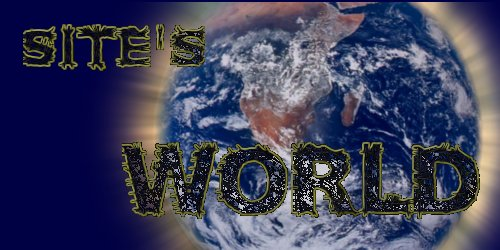 Site's World Logo